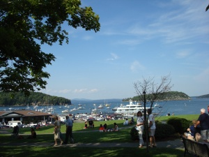 Bar Harbor park